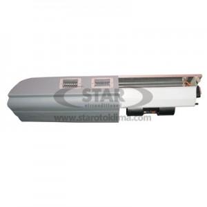 STK 03 Evaparatör Kiti, 9500Kcal/h, 2 Adet Fan, 24 Volt, Gaz Tipi 134 A