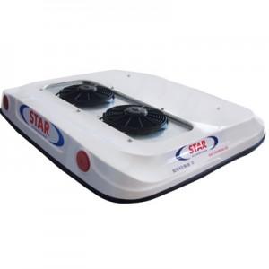 STK 03/2 Kondanser Kiti, 9.800Kcal/h, 2 Adet 11'' Fan, 24 Volt, Gaz Tipi 134 A