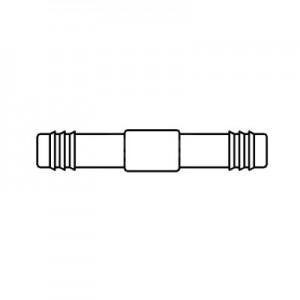 Oto Klima Şarj yeri / Hortum eki, Tip #10, 13mm, Kalın hortum